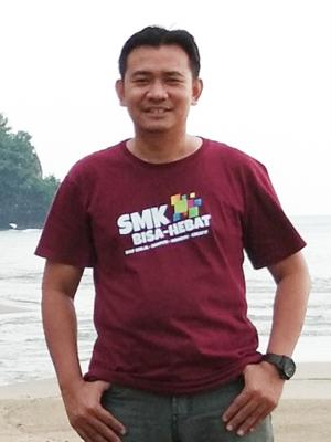 Sambutan Ketua Forum Operator SMK Jakarta Barat
