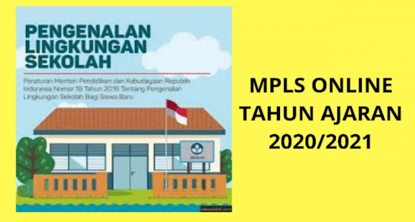 Panduan MPLS Masa Pandemi COVID-19 TA 2020/2021